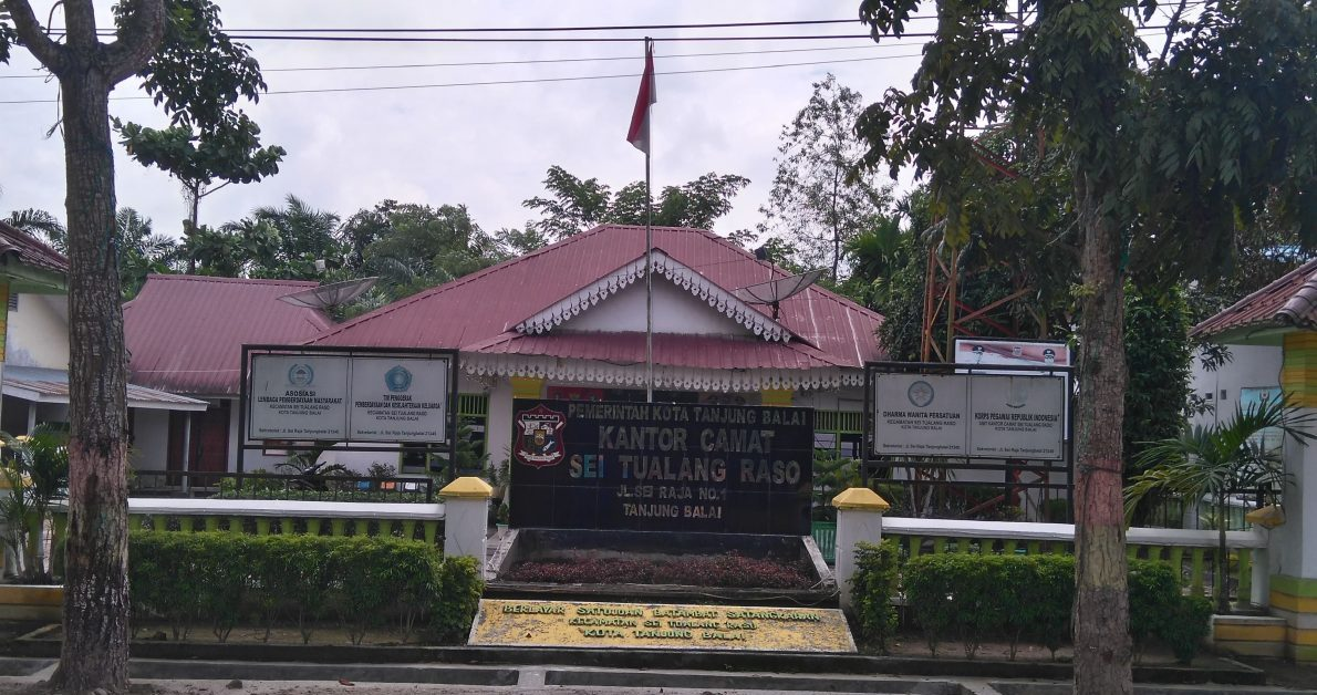 Kecamatan Sei Tualang Raso